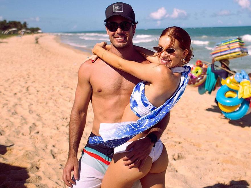 Casamento de Marina Ruy Barbosa e Alexandre Negão chega ao fim após três anos