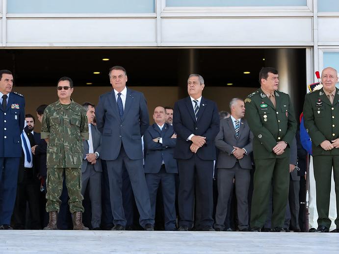 Disputa entre poderes está no centro dos atos apoiados por Bolsonaro no 7 de Setembro