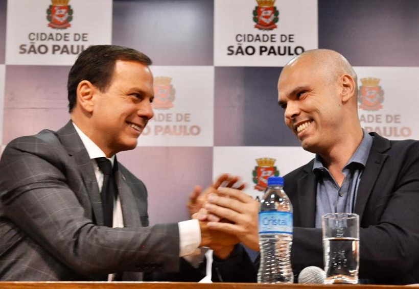 """Doria exalta legado de Bruno Covas: """"Seu trabalho não será interrompido"""""""