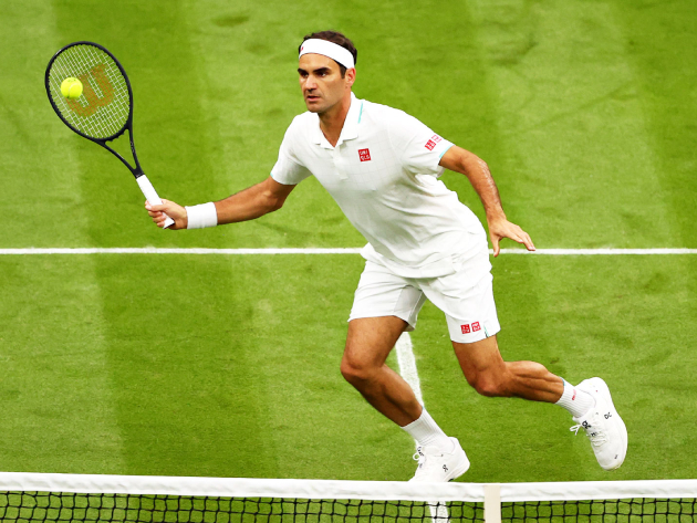 Federer volta a sentir dores no joelho e desiste de disputar os Jogos de Tóquio
