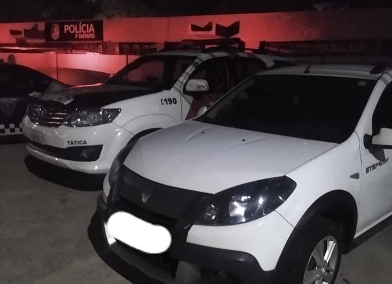 Mulher foi presa como suspeita por furto de armas em Caçapava