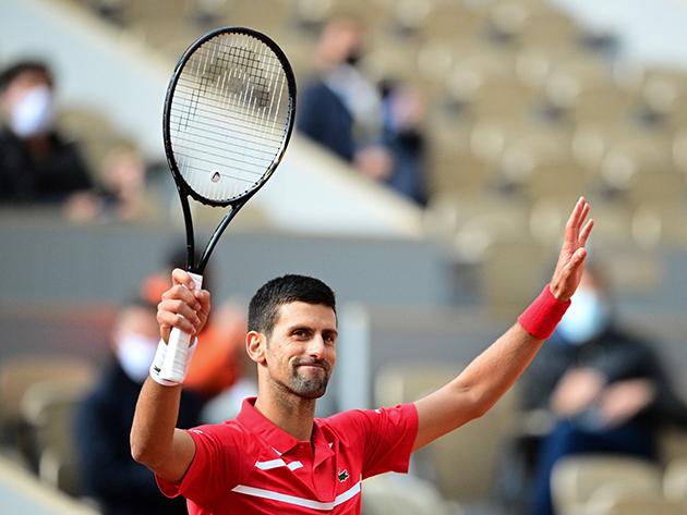 Djokovic se pronuncia após polêmica e diz que foi mal interpretado