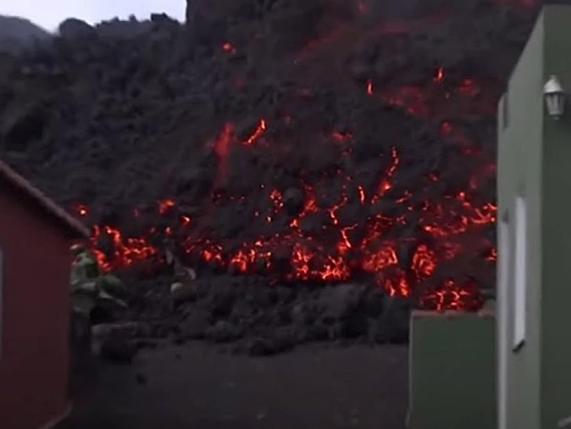 Astronauta registra erupção nas Ilhas Canárias; vulcão pode ficar ativo por 3 meses