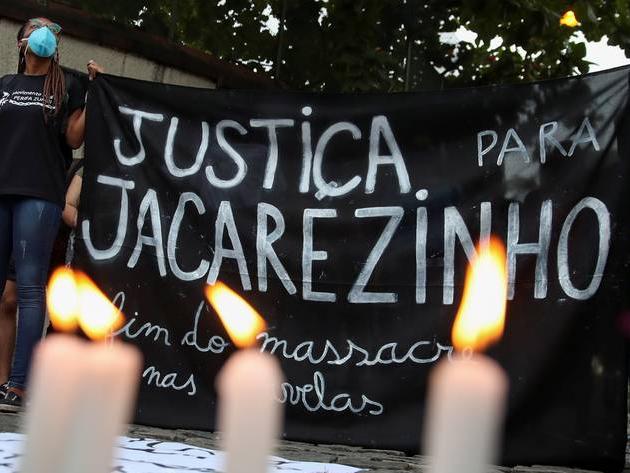 PGR quer esclarecimentos sobre operação na comunidade do Jacarezinho