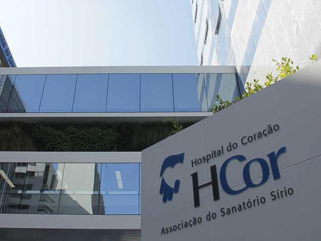 Hcor, uma das principais unidades privadas de São Paulo, atinge 98% de ocupação para Covid-19.