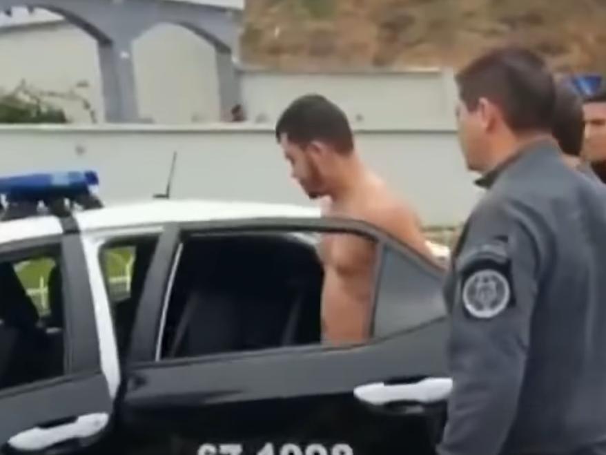 Chefão do crime é preso no Rio