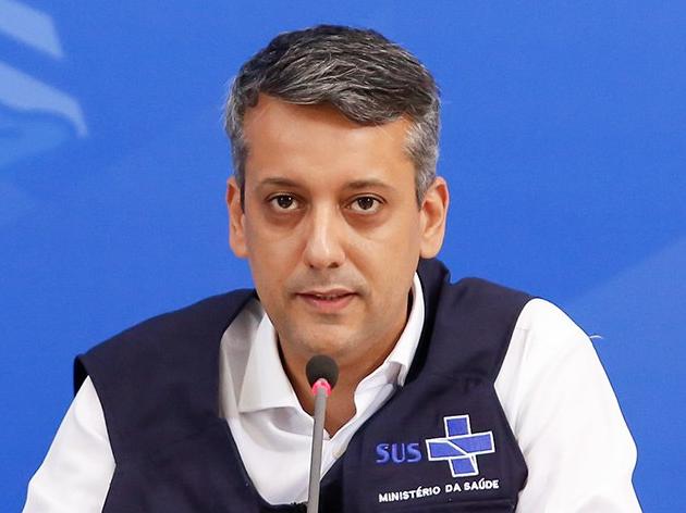 Ex-diretor da Saúde acusado de pedir propina vai ao STF contra prisão na CPI da Pandemia