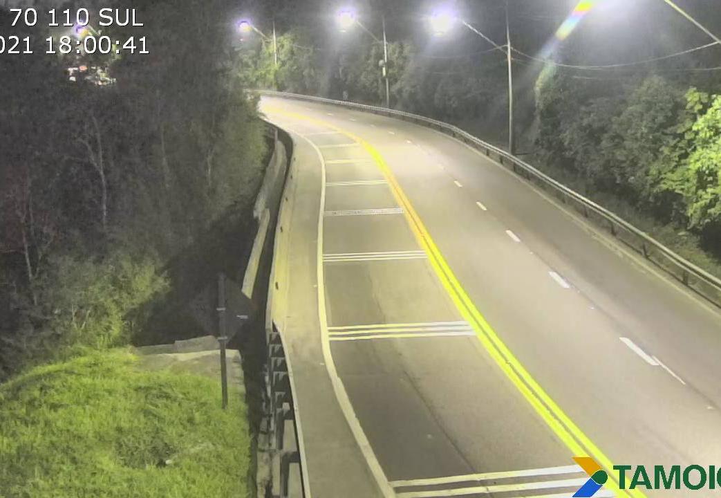 Trânsito nas rodovias que cortam o Vale do Paraíba em 23 de julho