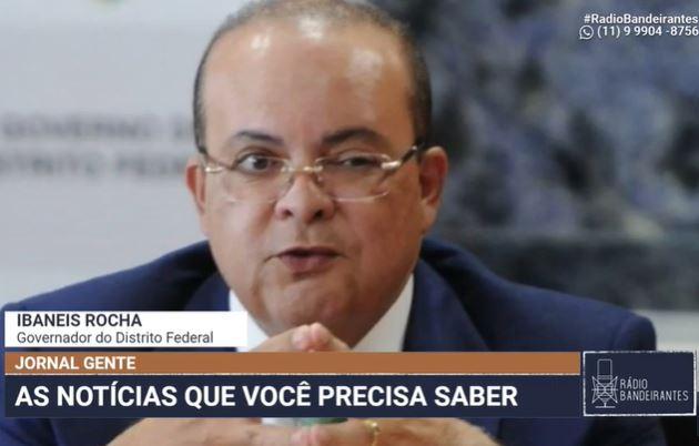 """Governador do DF critica """"politização"""" e defende Copa América no Brasil"""