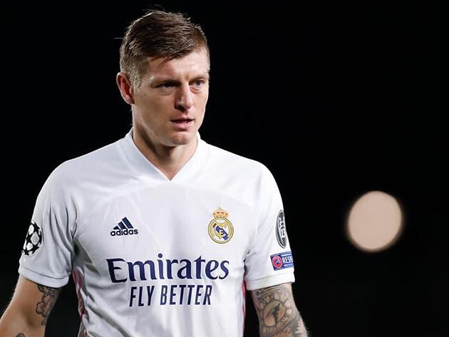 Com covid-19, Kroos desfalca o Real na última rodada do Campeonato Espanhol