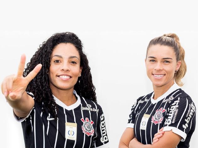 """""""Jogo muito especial para o futebol feminino"""", dizem atletas do Corinthians sobre final contra o Palmeiras"""