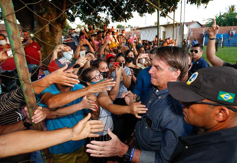 Bolsonaro quer desobrigar uso da máscara para vacinados e pessoas que já tiveram Covid-19