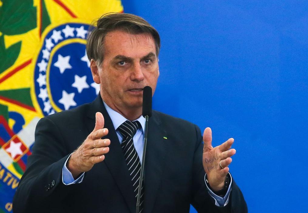Bolsonaro pode recorrer ao STF para definir valor do ICMS
