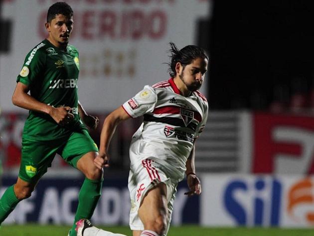 Empate mantém São Paulo e Cuiabá sem vencer no Campeonato Brasileiro