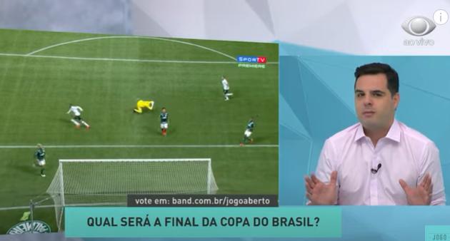 Quem vai à final da Copa do Brasil: Palmeiras ou América-MG?
