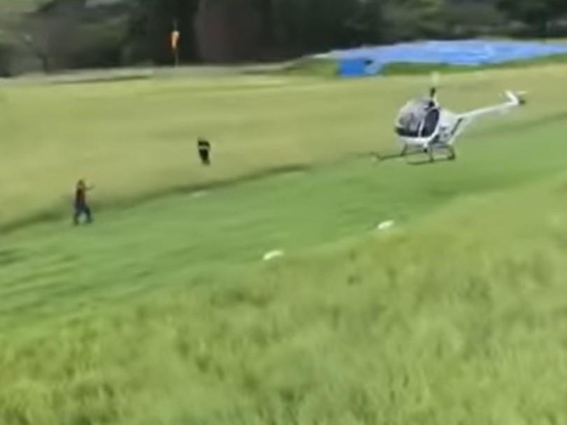 Piloto do PCC é preso durante voo de helicóptero em Ribeirão Preto