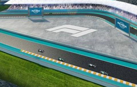 F1: data de estreia do GP de Miami em 2022 é confirmada