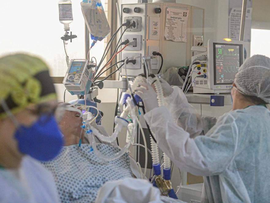 Covid-19: hospitais de São Paulo podem entrar em colapso em 3 ou 4 semanas