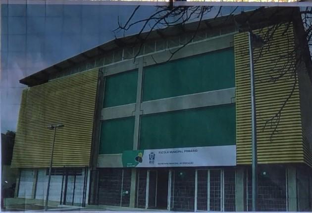 Escola municipal de Madureira retoma obras depois de mais de quatro anos