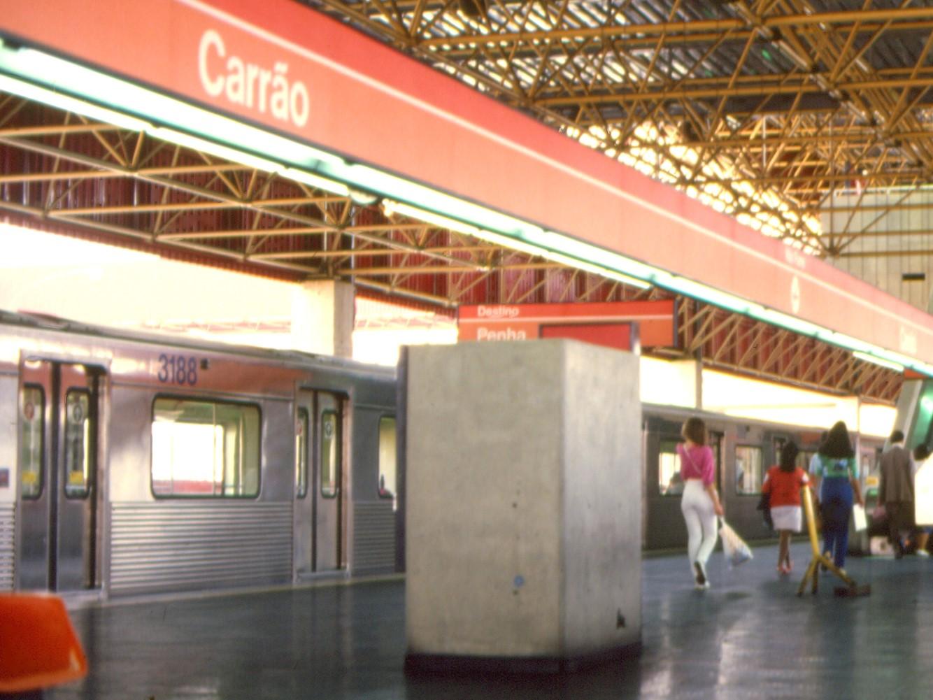 Funcionamento do metrô de São Paulo terá alterações no domingo