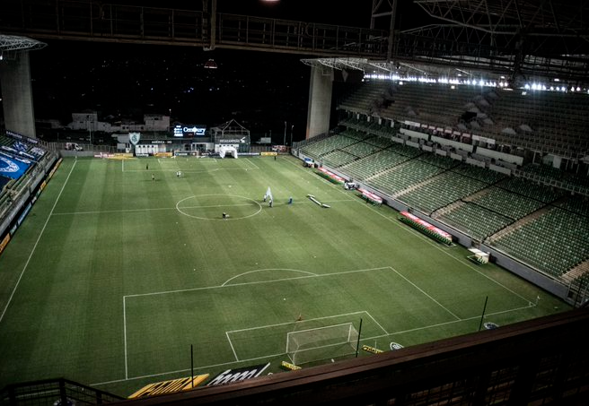 Jogo entre São Bento e Palmeiras em Belo Horizonte é cancelado