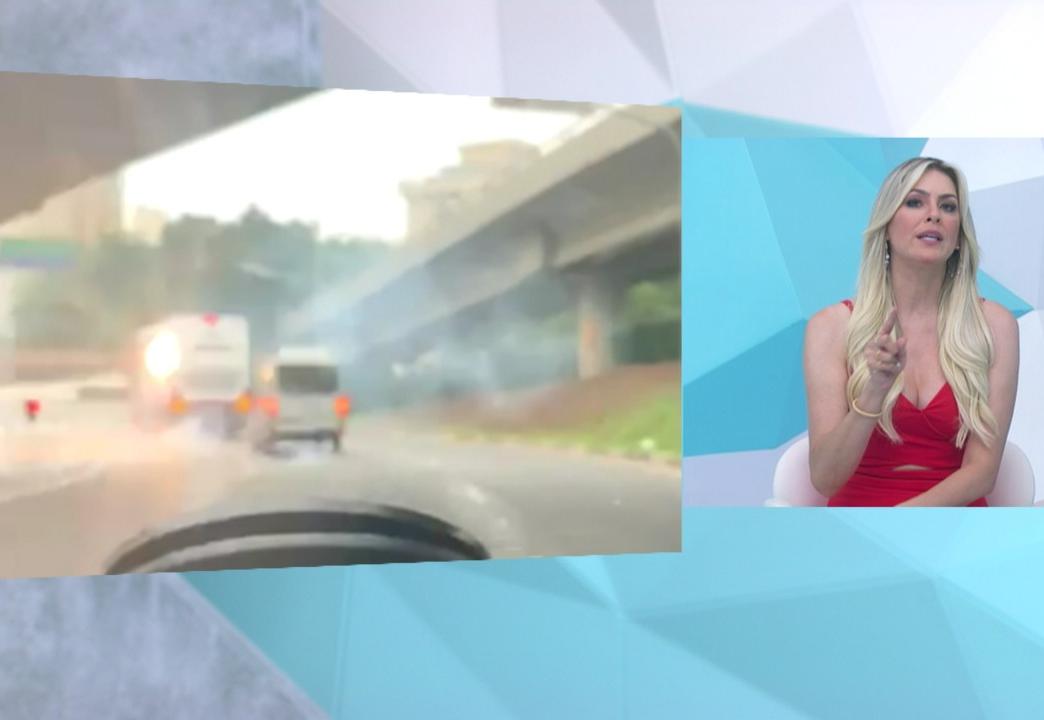 """""""Vandalismo e bandidagem"""": Jogo Aberto repercute ataque ao ônibus do São Paulo"""