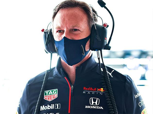 Para Horner, acidente entre Verstappen e Hamilton foi causado por erro no pit stop