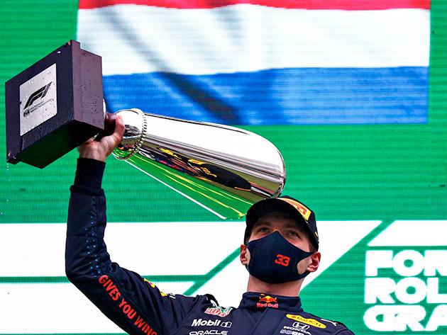 GP da Bélgica: Verstappen diz que vitória não foi da maneira ideal e elogia apoio dos torcedores
