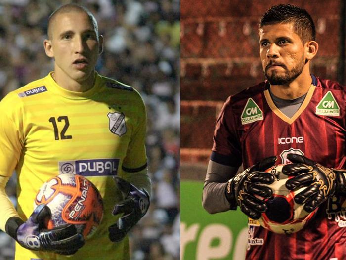 Elenco taubateano anuncia dupla de goleiros para a temporada