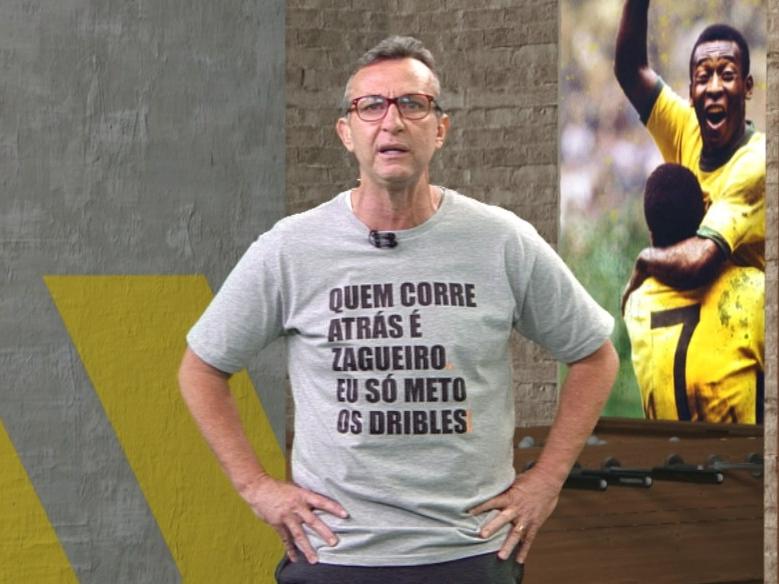 Neto critica estreias de São Paulo e Corinthians e já aposta em bi do Palmeiras no Paulista