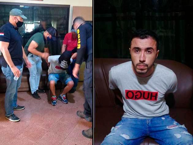 Membros do PCC são presos em tentativa de resgate de um dos chefes da facção no Paraguai