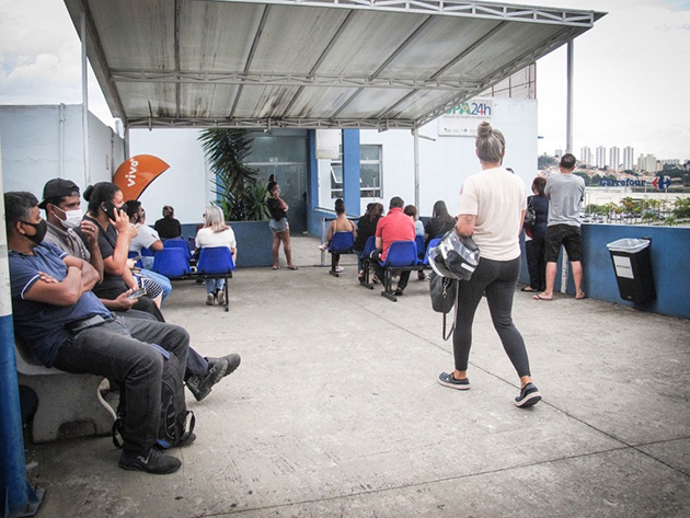 Taboão da Serra tem fila de espera por leito de UTI zerada