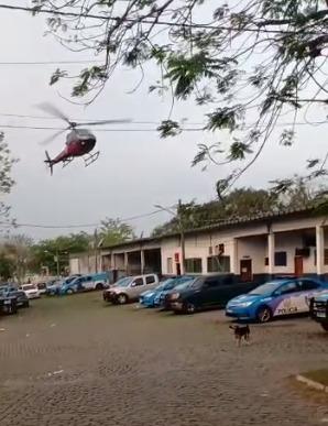 EXCLUSIVO: Piloto de helicóptero feito de refém em pleno voo afirma que vai continuar na carreira