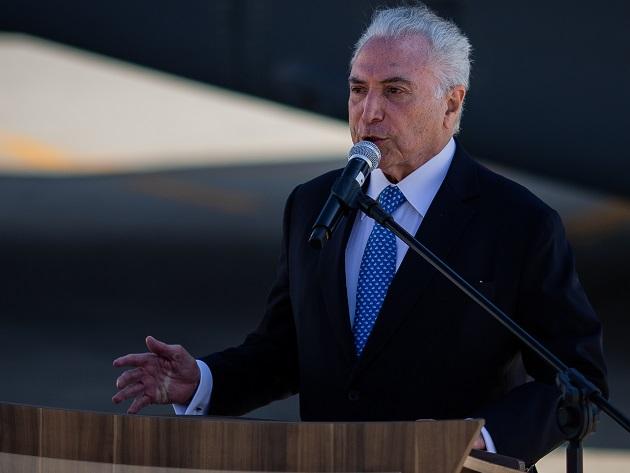 """Temer sobre eleições presidenciais: """"Acho irresponsável antecipar 2022 para 2021"""""""
