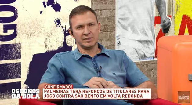 """""""Gabriel Veron é melhor que o Borré"""", diz Velloso"""