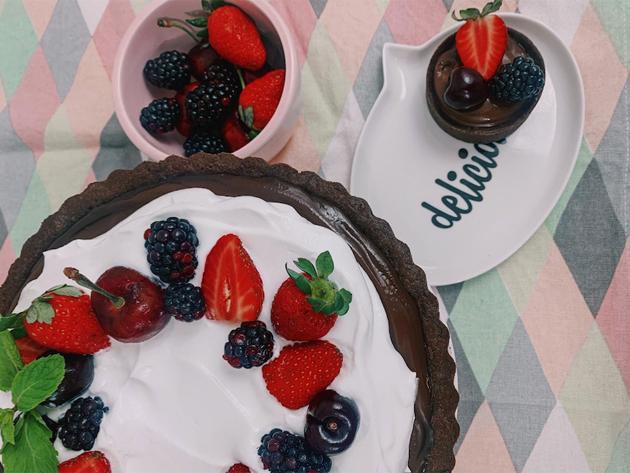 Torta floresta negra: faça em casa a receita de MasterChef que vale cada mordida