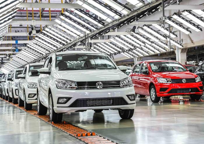 Volkswagen de Taubaté entra em férias coletivas