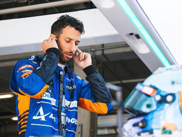 F1: Ricciardo revela por que tem dificuldades para se adaptar ao carro da McLaren