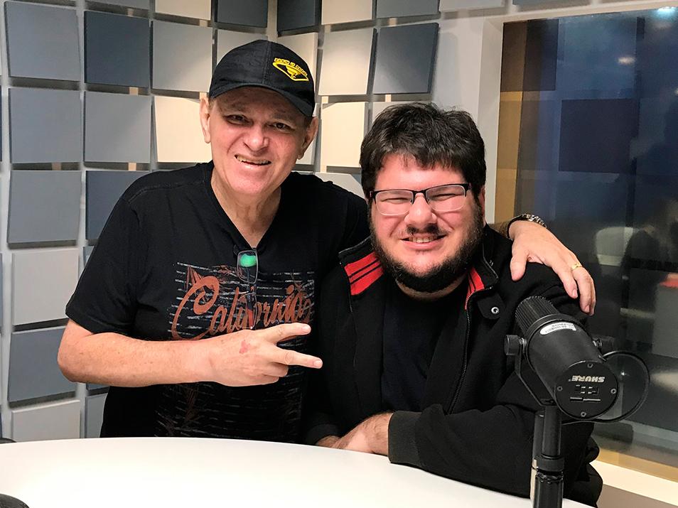 """""""Achei que fosse trote"""", diz Batoré sobre ligação da Globo"""