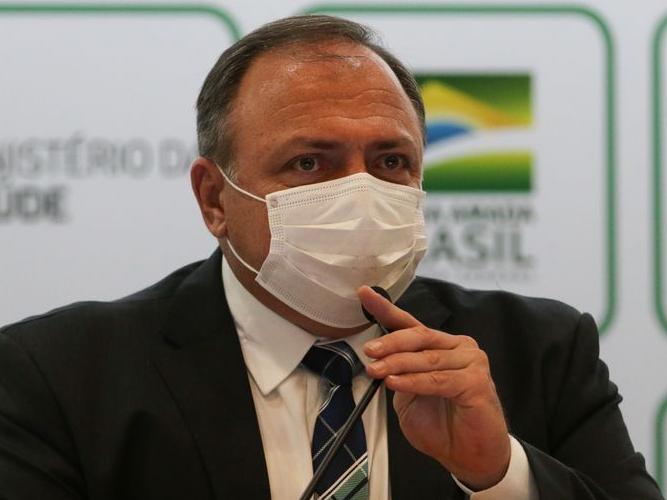 CPI da Covid: quebra de sigilo de Pazuello é mantida por ministro
