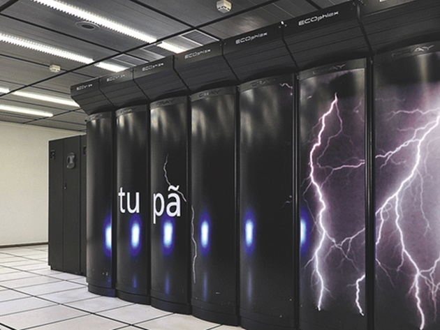 Sem verba, Inpe pode desligar supercomputador de previsão do tempo