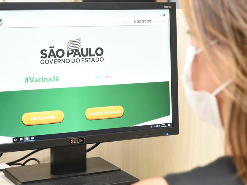 Sistema de dados da vacinação registra falhas e problemas nos cadastros em São Paulo
