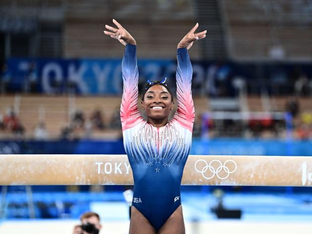 """""""Eu não esperava uma medalha"""", admite Simone Biles"""