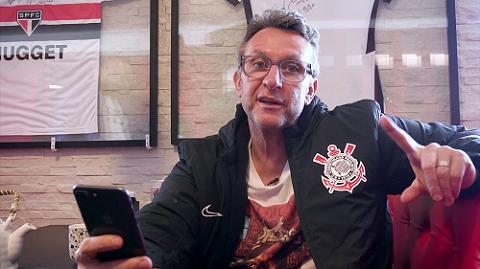 Neto afirma que Corinthians deveria contratar Marcelo Gallardo
