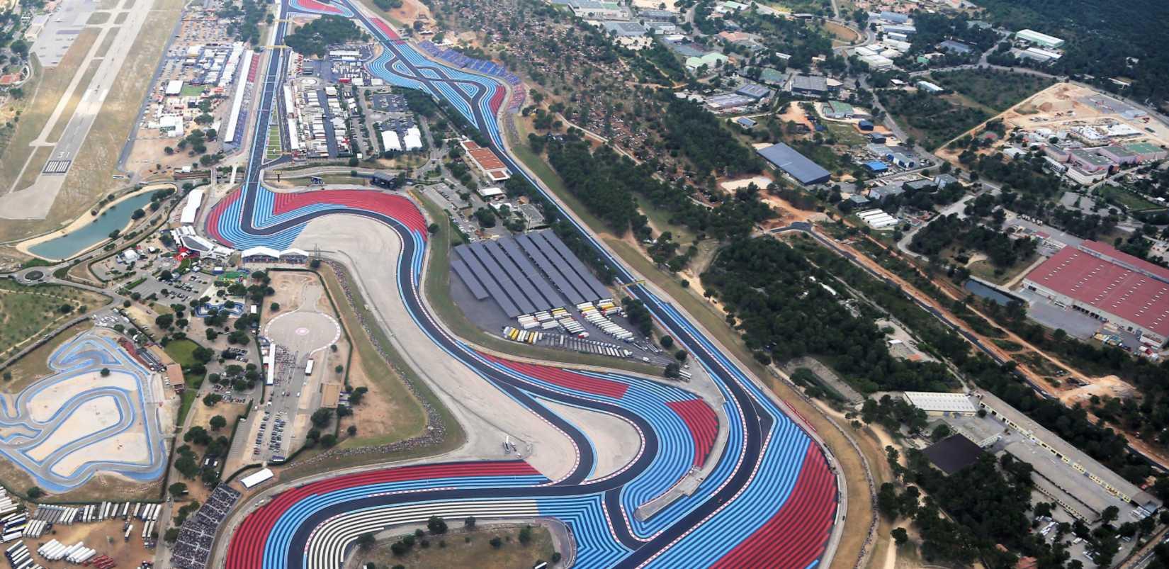 F1: Onde assistir aos treinos e à corrida do Grande Prêmio da França