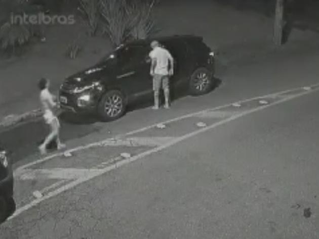 Motorista é preso após atirar contra homem em briga de trânsito em Mogi das Cruzes
