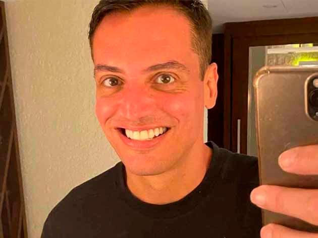 """Leo Dias desabafa sobre luta contra o vício: """"Sou dependente químico e vou morrer dependente químico"""""""