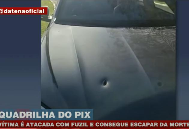 Grupo intercepta motoristas da região e faz sequestros-relâmpago
