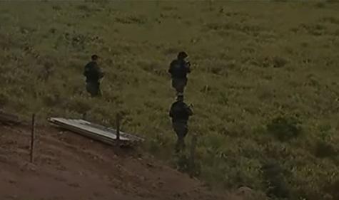 Gritos de socorro e tiros marcam 11º dia de caçada a Lázaro em Goiás