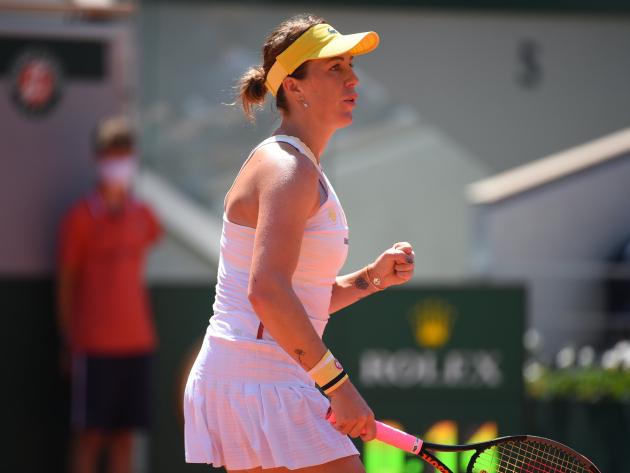 Pavlyuchenkova vence Zidansek e garante vaga inédita na final de Roland Garros